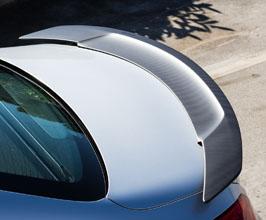 RENNtech Rear Deck Lid Spoiler (Carbon Fiber) for Mercedes C-Class W205