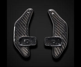 WALD INTERIART Paddle Shifters (Carbon Fiber) for Mercedes C-Class W205