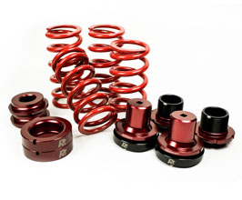 RENNtech Coilover Suspension Springs for Mercedes C-Class W205