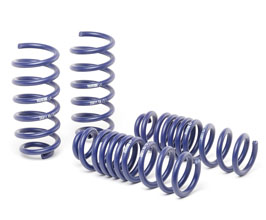 H&R Springs Sport Springs for Mercedes C-Class W205