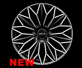 WALD Kaede K11-C 1-Piece Cast Wheels 5x112 for Mercedes C-Class W205