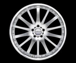 WALD Portofino P12-C 2-Piece Cast Wheels 5x112 for Mercedes C-Class W205