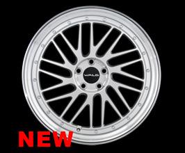 WALD Tosca T22-C 2-Piece Cast Wheels 5x112 for Mercedes C-Class W205
