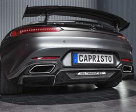 Capristo Rear Diffuser (Carbon Fiber) for Mercedes GT C190