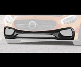 MANSORY Aero Front Bumper Add-On (Carbon Fiber) for Mercedes GT C190