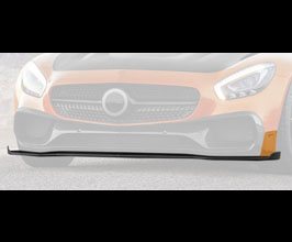 MANSORY Aero Add-On Front Bumper Lip for MANSORY Bumper - Low Type (Carbon Fiber) for Mercedes GT C190