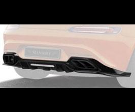 MANSORY Aero Rear Diffuser (Carbon Fiber) for Mercedes GT C190