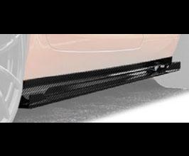 MANSORY Aero Side Skirts Lips (Carbon Fiber) for Mercedes GT C190
