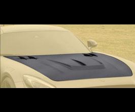 MANSORY Aero Vented Engine Hood Bonnet (Carbon Fiber) for Mercedes GT C190
