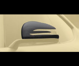 MANSORY Side Mirror Covers (Carbon Fiber) for Mercedes GT C190