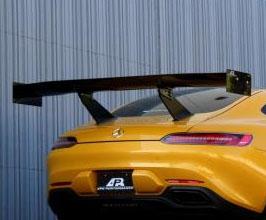 APR Performance GTC-500 Adjustable Rear Wing (Carbon Fiber) for Mercedes GT C190