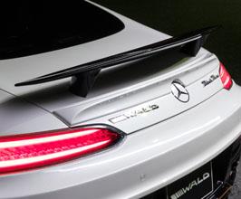 WALD Sports Line Black Bison Edition Rear Trunk Spoiler for Mercedes GT C190