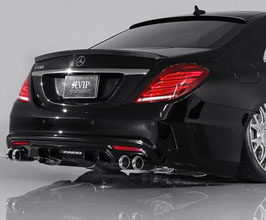 AIMGAIN Pure VIP Rear Bumper (FRP) for Mercedes S-Class W222