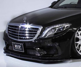 AIMGAIN Pure VIP Type-1 Front Bumper for Mercedes S-Class W222