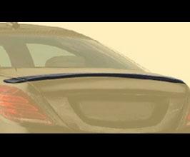 MANSORY Aero Rear Deck Lid Spoiler - Type II 3-Peice for Mercedes S-Class W222