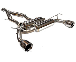 Tanabe Medalion Touring Catback Exhaust System (Stainless)