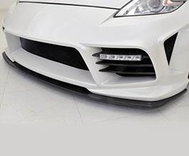 Webber Sports Zenith Line Front Lip Under Panel (Carbon Fiber)