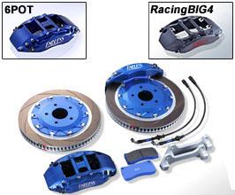 Endless Brake Caliper Kit - Front 6POT 370mm and Rear RacingBIG4 355mm