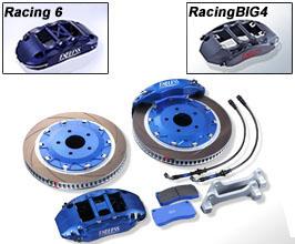 Endless Brake Caliper Kit - Front Racing6 370mm and Rear BIG4 355mm