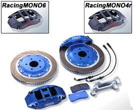 Endless Brake Caliper Kit - Front RacingMONO6 370mm and Rear RacingMONO4r 355mm