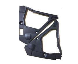 Do-Luck Hood Ledge Covers (Dry Carbon Fiber)