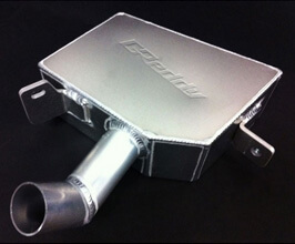 GReddy Optional Wiper Washer Tank (Aluminum) (for use with GReddy Intercooler Kit)