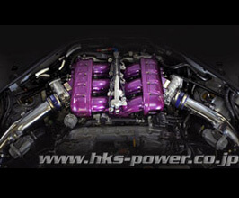 HKS High-Flow Surge Tank and Twin Injector Pro Kit