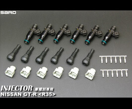 SARD Exclusive 900cc Injector Kit (Black)