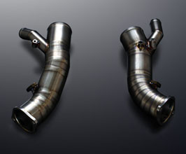 Mines Suction Pipe Kit (Titanium)