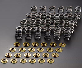JUN Uprated Valve Springs and Type-2 Retainers and Spring Seats Set