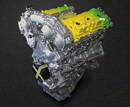 JUN VR38DETT EX 4.0L Complete Engine