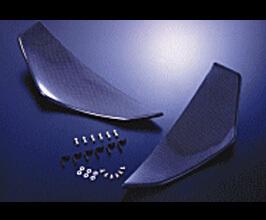 SARD Super GT Front Bumper Canards (Carbon Fiber)