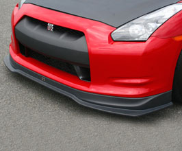ChargeSpeed BottomLine Front Under Spoiler (FRP)