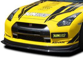 jun-auto-nissan-gtr-r35-aero-front-lip-s