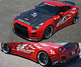 chargespeed-nissan-gtr-r35-wide-body-kit