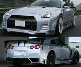 Do-Luck Aero Wide Body Kit (FRP with Carbon Fiber)