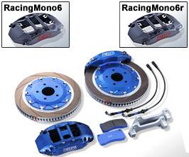 Endless Brake Caliper Kit - Front RacingMONO6 400mm and Rear RacingMONO6r 387mm