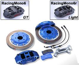 Endless Brake Caliper Kit - Front RacingMONO6GT 400mm and Rear RacingMONO6r 387mm