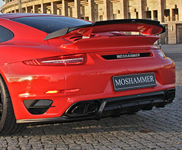 MOSHAMMER Downforce RS Rear Diffuser