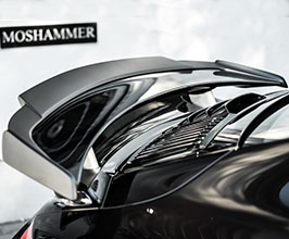 MOSHAMMER Downforce RS Rear Wing Extension Add-On
