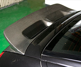 Carbon Dry Performance Rear Duck Tail Wing