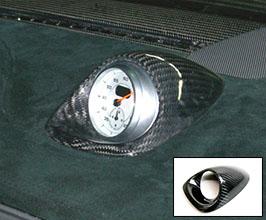 Carbon Dry Chrono Cover (Dry Carbon Fiber)
