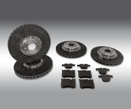 SPOFEC High-Performance Carbon Ceramic Brake System - Front and Rear