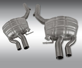 SPOFEC Power Optimized Exhaust System (Stainless)