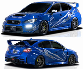 rowen premium edition spoiler lip kit frp body kits for subaru wrx va top end motorsports rowen premium edition spoiler lip kit frp for subaru wrx sti 4s 2018 2020