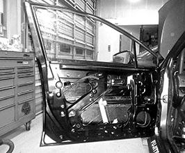 DAMD MOTUL ED Lightweight Doors - Rear