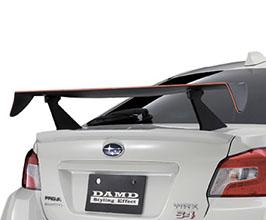 DAMD MOTUL ED Racing Rear Wing (FRP)