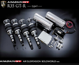 Suspension for Nissan GTR R35