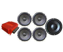 Light Harmonic S12P Premium Audio System - Updated Version (Carbon Fiber)