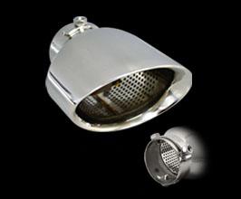 T-Demand TDM Muffler Cutter Exhaust Tip - Oval (Stainless)